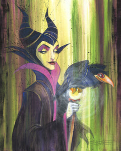 """Maleficent the Wicked"" by Stephen Fishwick"