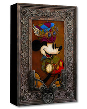 "Load image into Gallery viewer, ""Mickey Through the Gears"" by Krystiano DaCosta"
