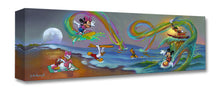 "Load image into Gallery viewer, ""Mickey's Crazy Wave"" by Jim Warren"