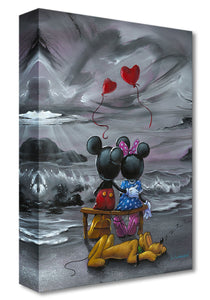 """Mickey and Minnie Forever Love"" by Jim Warren"