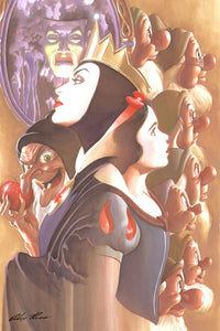 """Once There Was a Princess"" by Alex Ross"