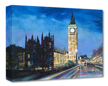 "Load image into Gallery viewer, ""Painting the Town"" by Stephen Fishwick"