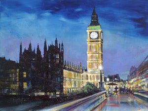 """Painting the Town"" by Stephen Fishwick"
