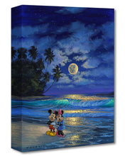 "Load image into Gallery viewer, ""Romance Under the Moonlight"" by Walfrido Garcia"