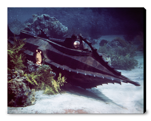 """Nautilus"" from Disney Photo Archives"