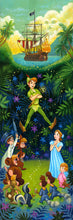 "Load image into Gallery viewer, ""The Hero of Neverland"" by Tim Rogerson"