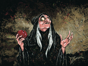 """The Magic Wishing Apple"" by Trever Mezak"