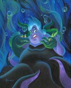 """Ursula and Her Messengers"" by Michael Humphries"