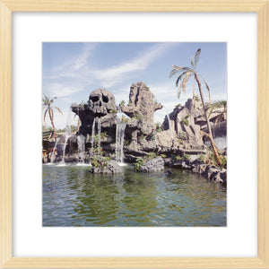 """Skull Rock"" from Disney Photo Archives"