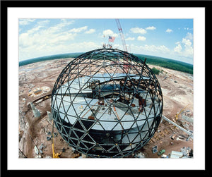 """EPCOT Construction"" from Disney Photo Archives"