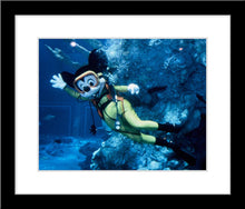"Load image into Gallery viewer, ""Mickey Mouse and The Living Seas"" from Disney Photo Archives"