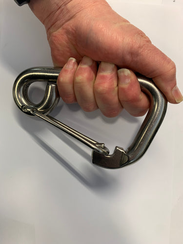 NEW! SNAP HOOK - STAINLESS STEEL
