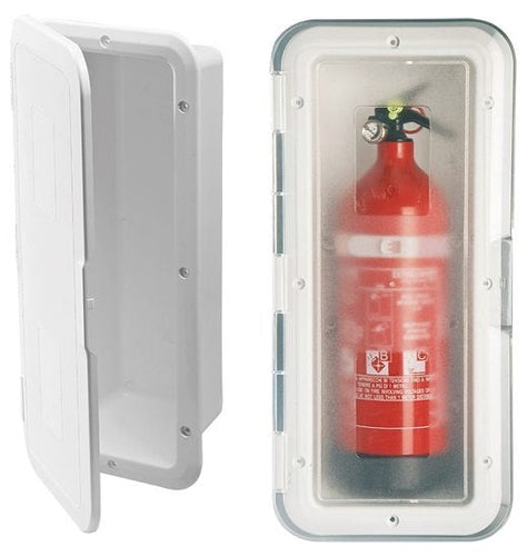 Recessed Fire Extinguisher Box