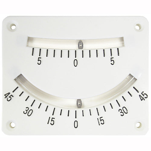 Double Inclinometer