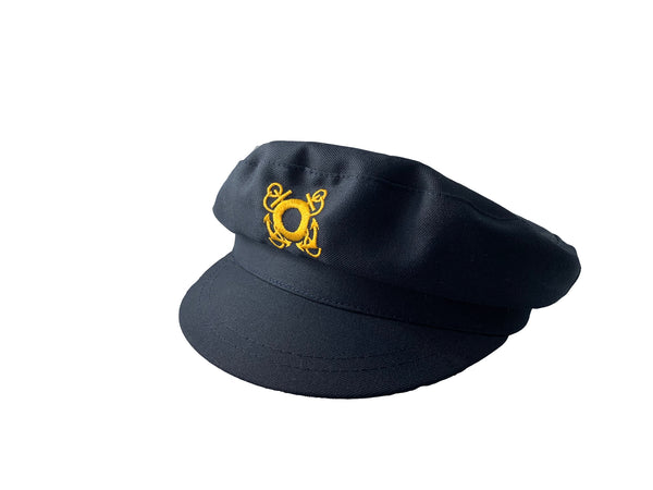 Captains Hat - Navy In Colour