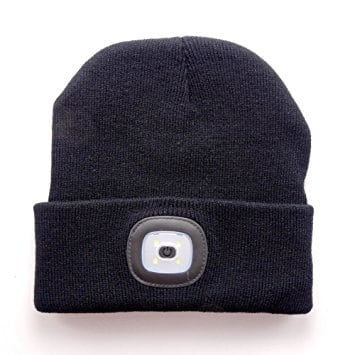 LED Head Light Beanie