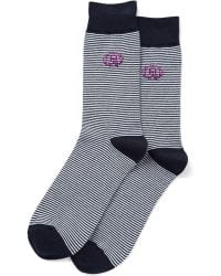 Henri-Lloyd Navy Socks