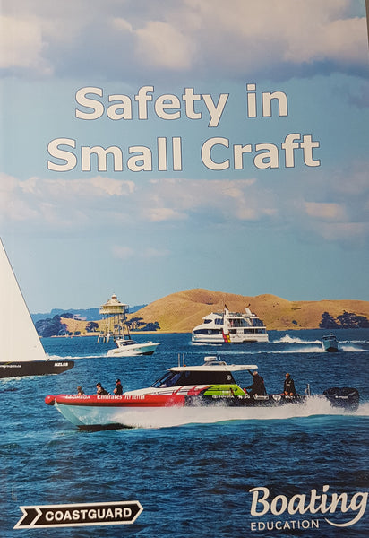 SAFETY IN SMALL CRAFT NEW EDTN
