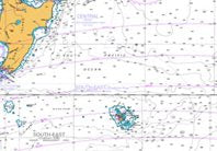 NZ27 CHATHAM ISLANDS TO BOUNTY
