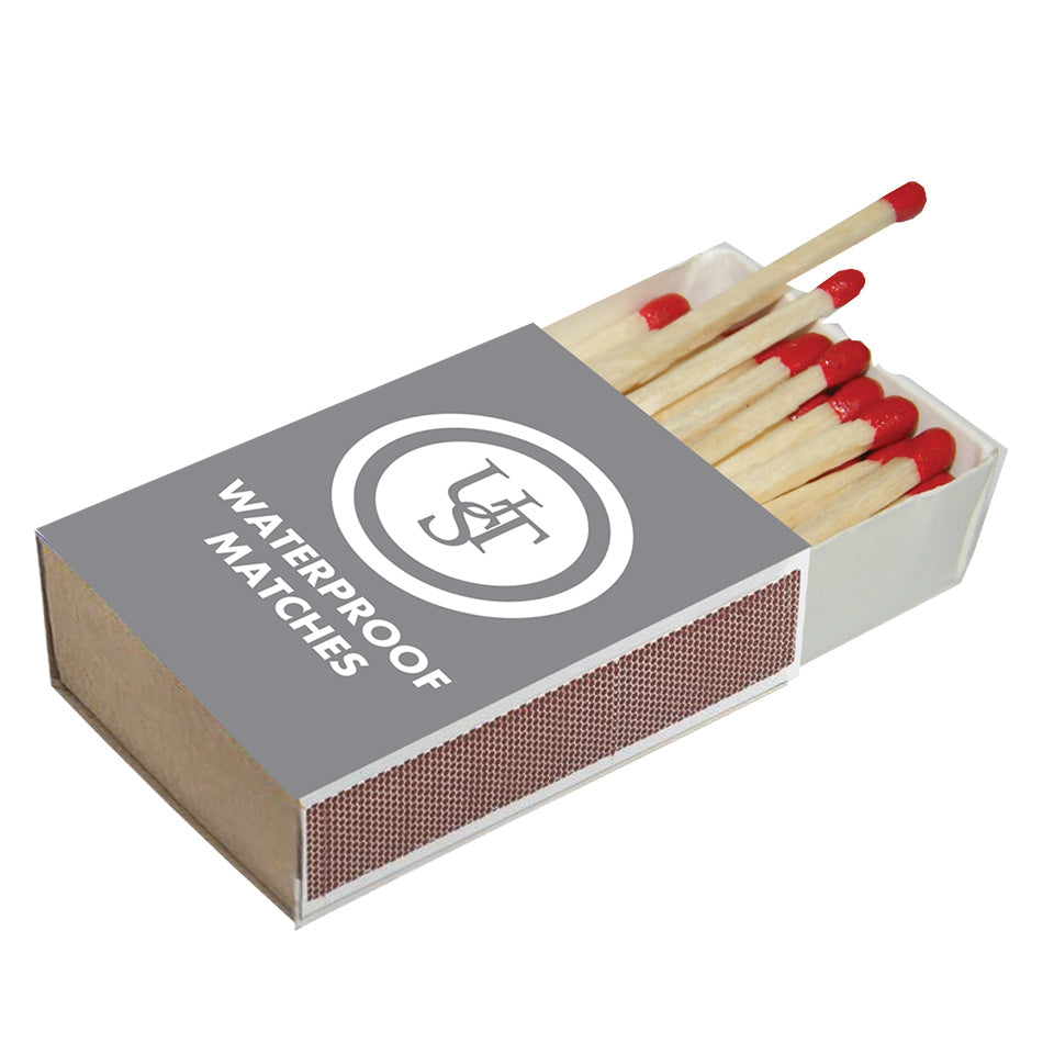 Matches - Waterproof