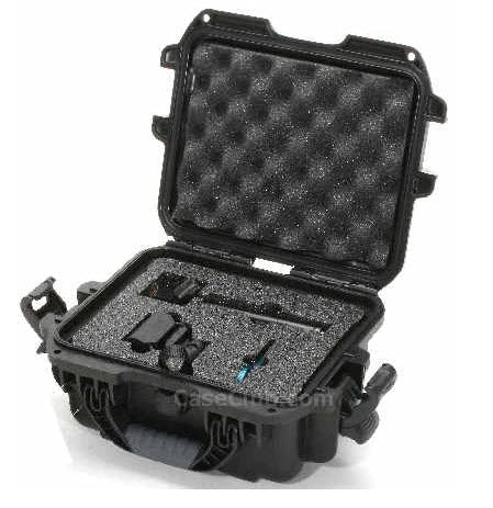 Nanuk 920 Waterproof Hard Case with Cubed Foam