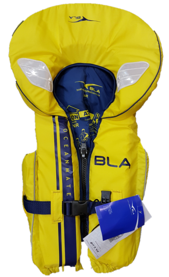 childs fam life jackets