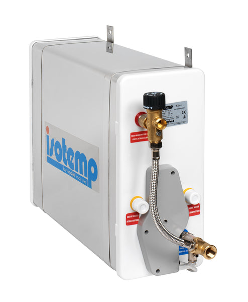Isotemp 16L Slim fit Square Water Heater
