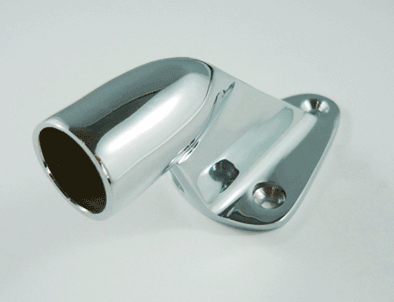"Rail Mount End to suit 19mm (3/4"") tube"