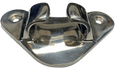 Bow Fairlead - Tri S/S 107x65mm