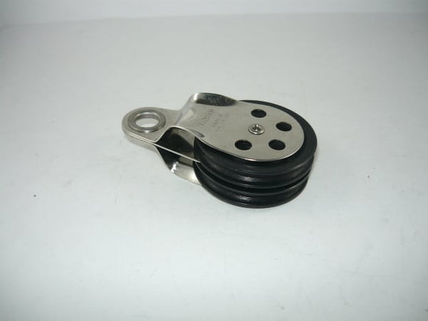Steering Pulley - S/S (Double)