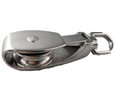 Snatch Block Pulley Stainless Steel - 2 sizes