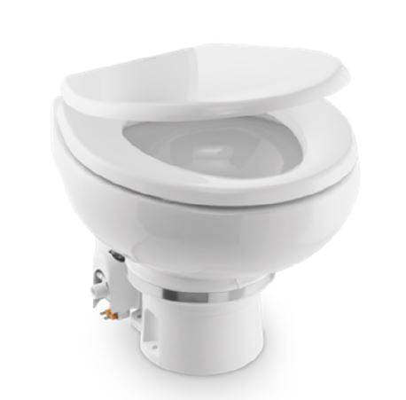 Sealand Orbit Boat Toilet - Large Bowl 12V