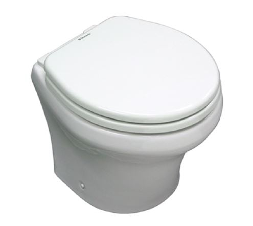 Sealand Master-Flush Boat Toilet 12V (avail 24v)