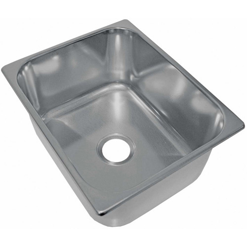 Stainless Steel Rectangular Sink