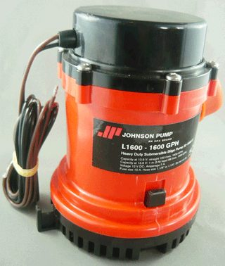 1600GPH Johnson Bilge Pump