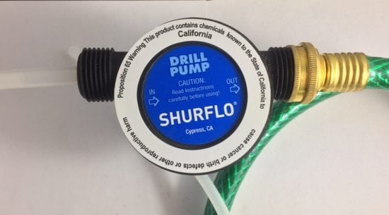 Shurflo Drill Pump Kit