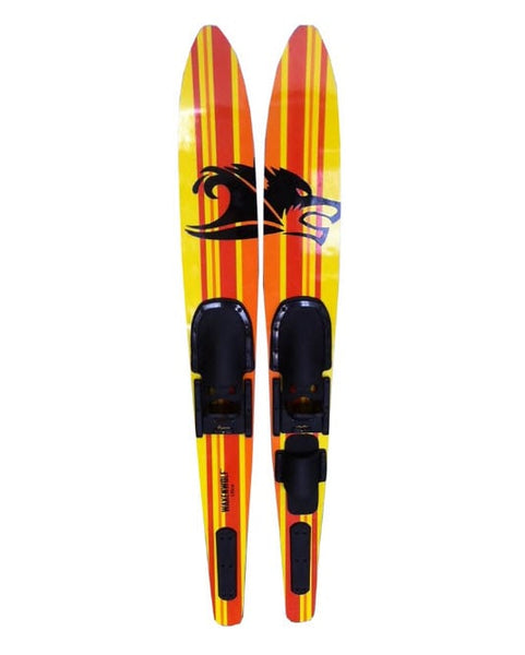 Waxenwolf Combo Intermediate Water Skis