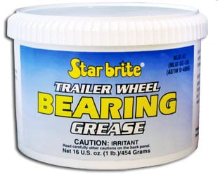Strabrite Grease Trailer Bearing
