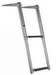 Telescopic Platform Ladders 2,3 or 4 Step Folding