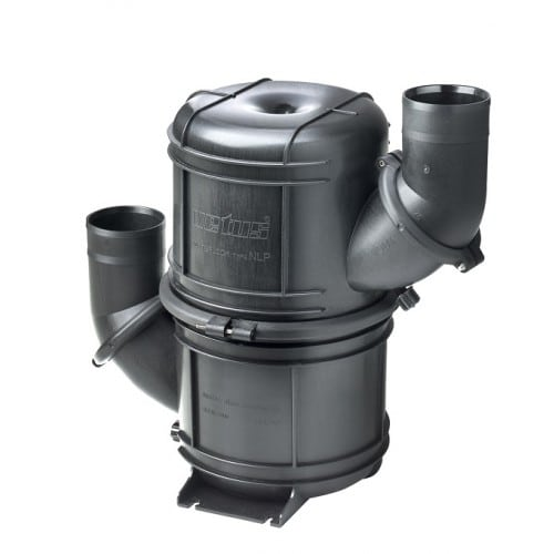 Heavy Duty Exhaust Waterlock