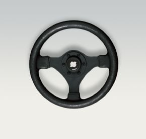 Ultraflex Soft Grip Steering Wheel 280mm