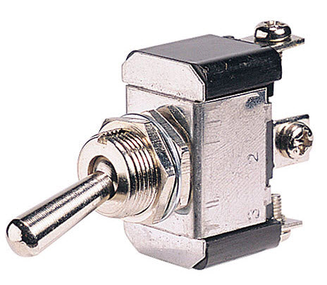 Toggle Switch On - Off - On - SPDT