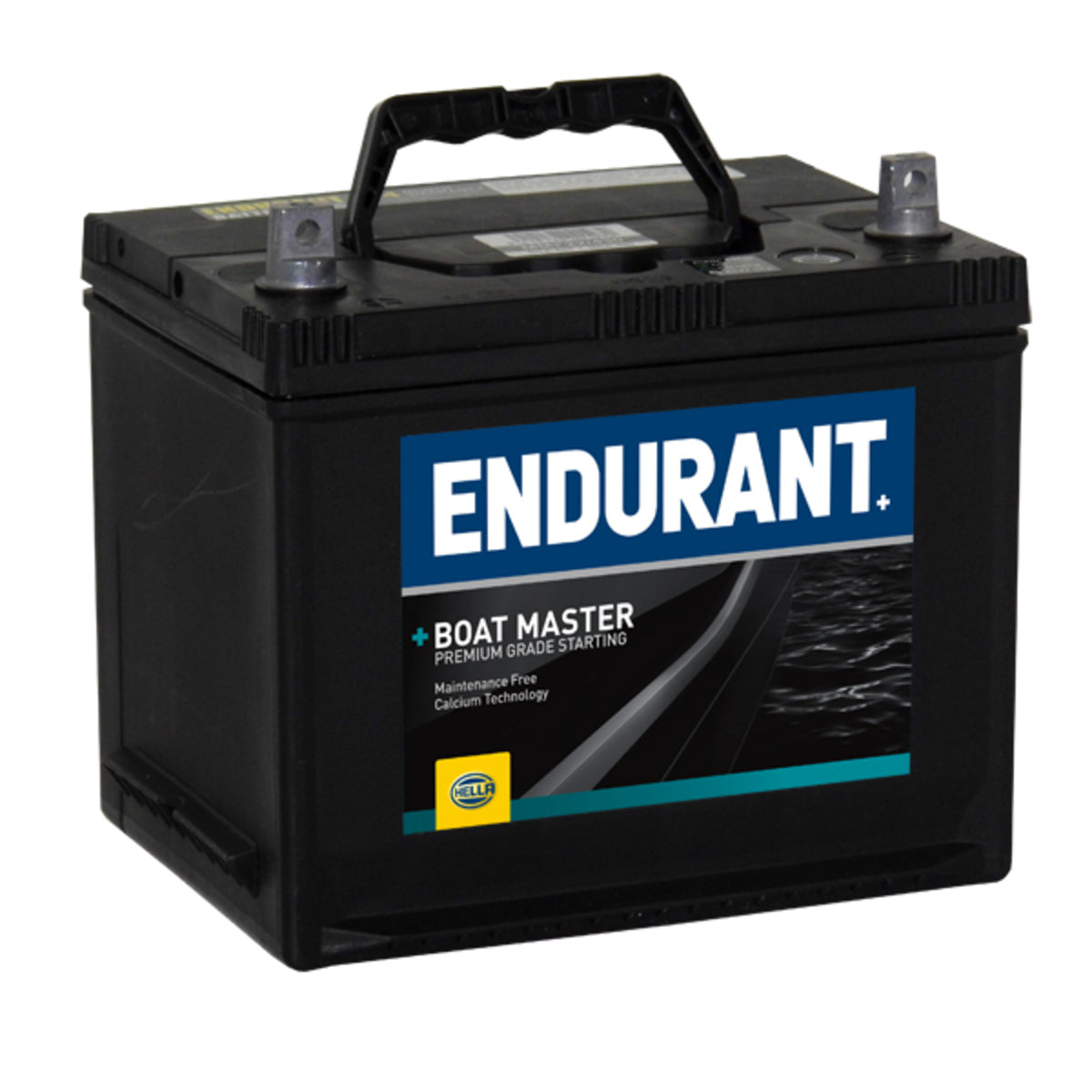 Hella Endurant Boat Master Starting Battery 430CCA 12V
