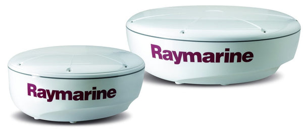 Raymarine 4KW HD Colour Radome Radar Scanners  18 & 24""