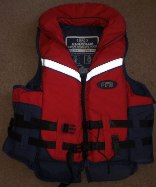 RFD Guardian Lifejacket