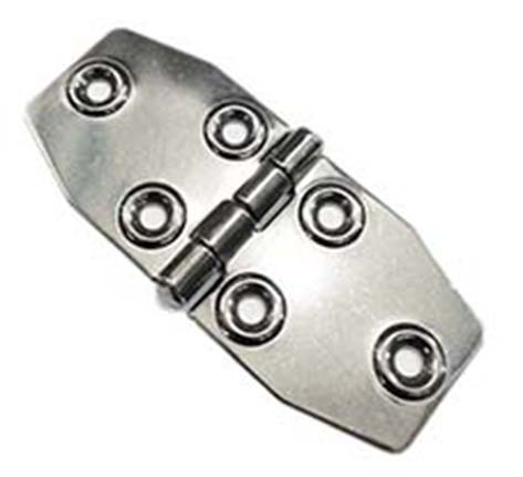 Stainless Steel Pressed Hinge