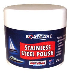 Septone stainless steel polish