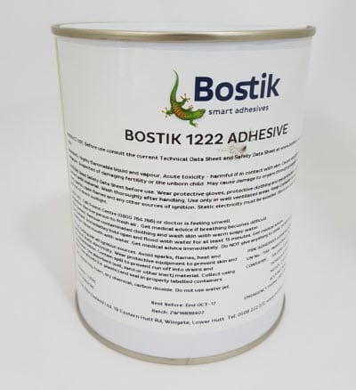 contact adhesive water resistant