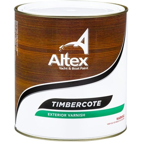 Altex Timbercote Exterior Varnish