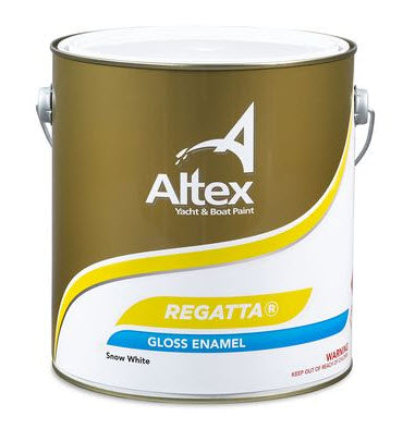 Altex Regatta Enamel Topcoat 4L